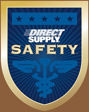 direct supply safety logo